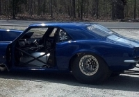 Terry Black 67' Camaro Top Sportsman