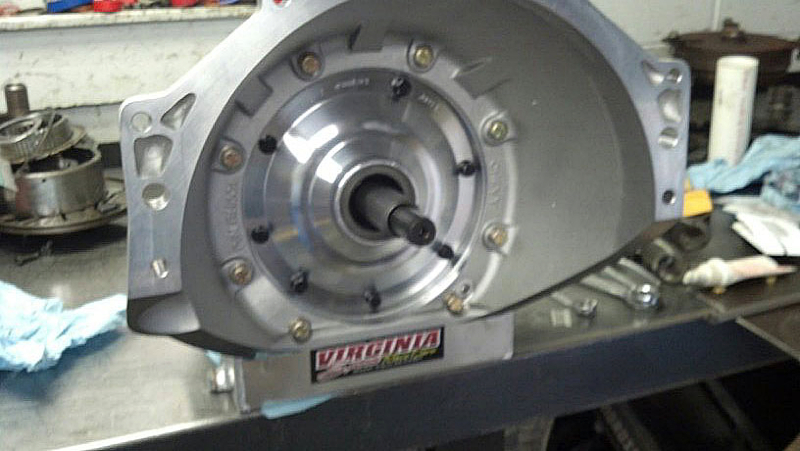 Street or Racing Transmission Services | Virginia Speed Race
