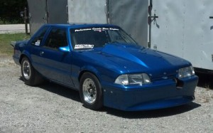 Donnie-Lawson-Mustang Outlaw 275